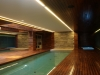 Internal heated swimming pool